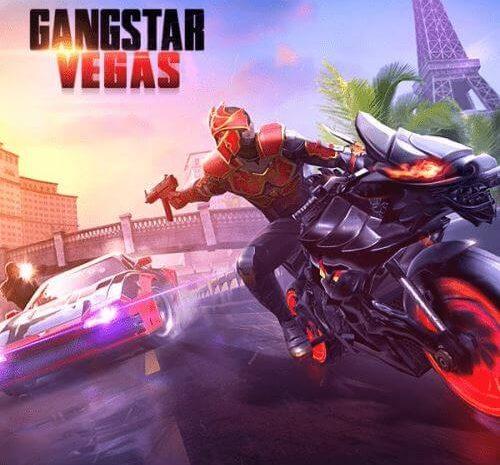 Gangstar Vegas: World of Crime Mod Apk v5.3.0 Download