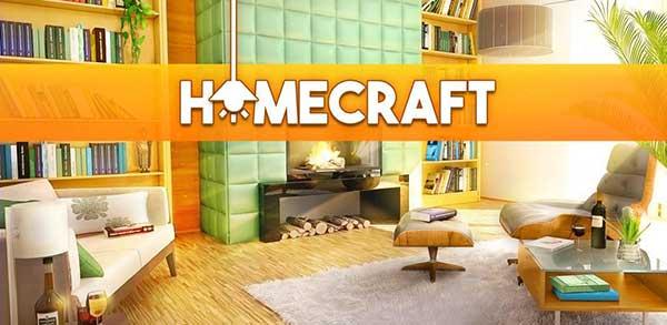 Homecraft – Home Design v1.25.1 MOD APK (Unlimited Money)