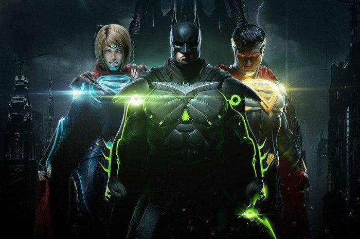 Injustice 2 MOD APK v4.2.1 Download (Immortal/Infinite Energy)