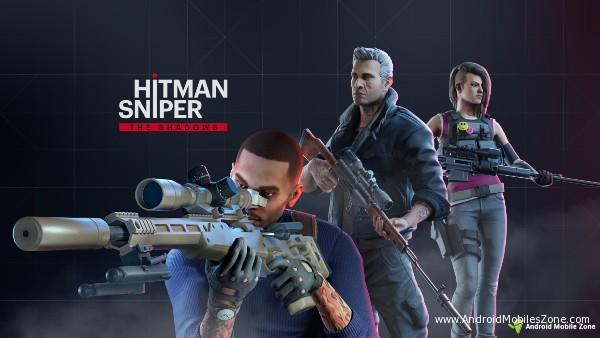 Download Hitman Sniper 2 Mod Apk: The Shadows (Mod) v0.6.0 Free