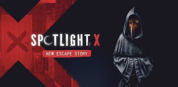 Spotlight X: Room Escape MOD Apk (Unlimited Hints) For Android Download