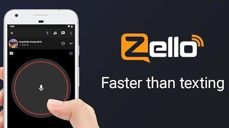Zello PTT Walkie Talkie Mod