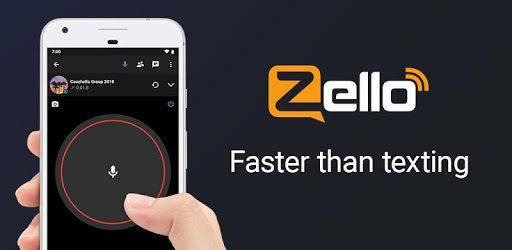 Zello PTT Walkie Talkie Mod 4.112.1 Download Android APK