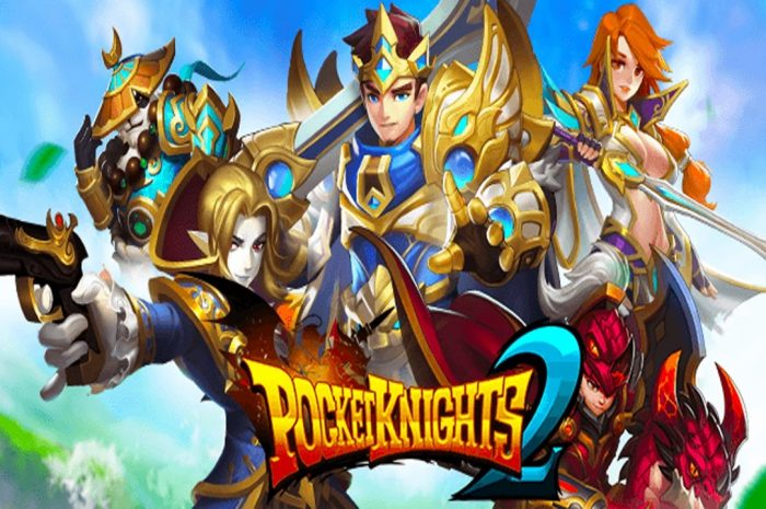 Pocket Knights 2 Mod V2.5.4 – A High End Medieval Strategy Game