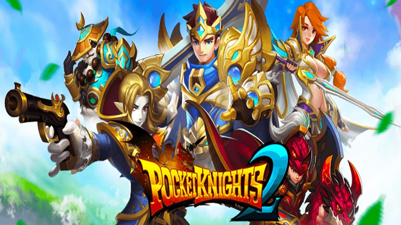Pocket Knights 2 Mod