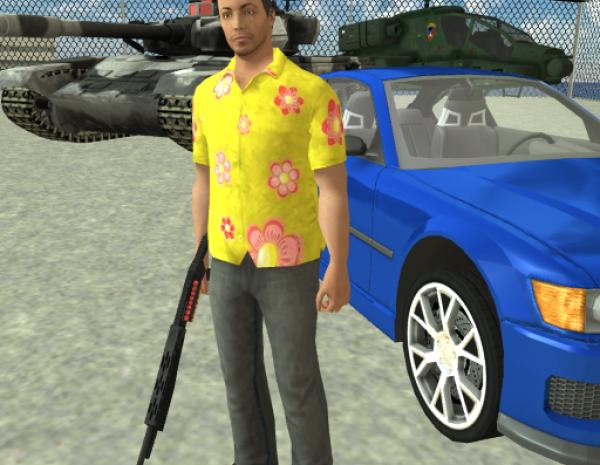 Download Real Gangster Crime MOD Apk (Unlimited Money) – v5.7