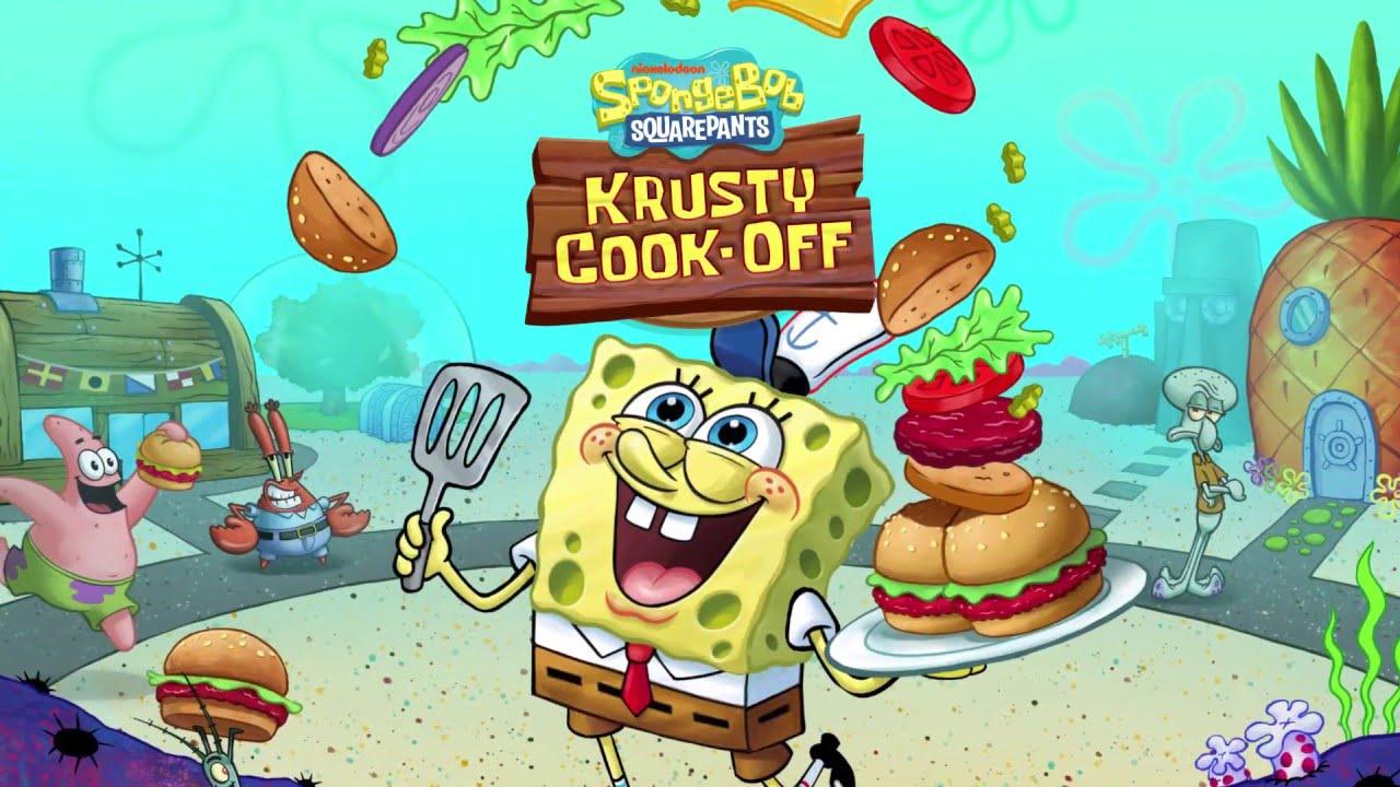 SpongeBob Krusty mod apk