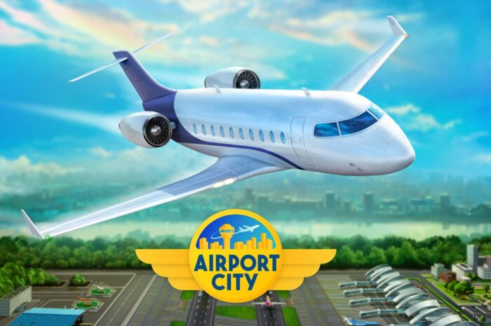 Airport City MOD Apk v8.19.38 (Unlimited Money) – Download