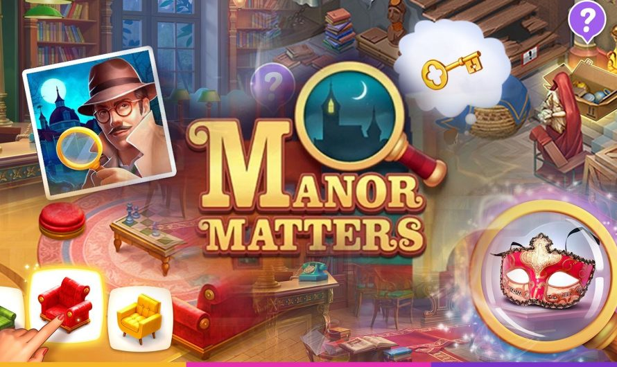 Manor Matters MOD APK v2.6.0(Unlimited Stars) Download