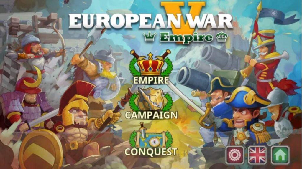 European War 5 MOD Apk