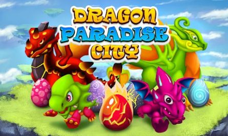 Dragon Paradise City mod apk