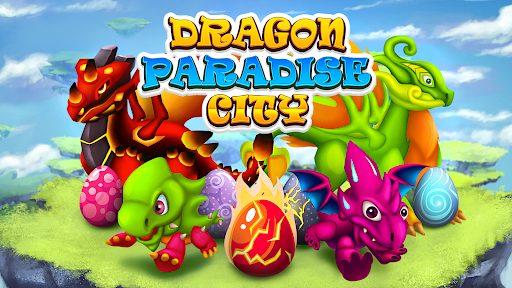Dragon Paradise City v1.3.42 MOD APK (Unlimited Money)