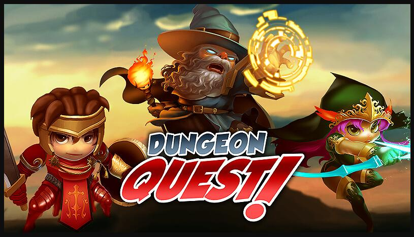 Download Dungeon Quest MOD Apk (Free Shopping) v3.1.2.0