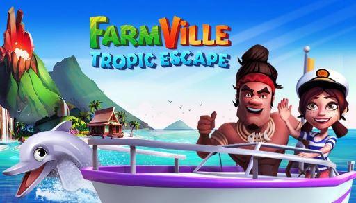 Download FarmVille 2: Tropic Escape MOD Apk (Free Shopping)