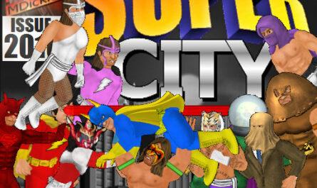 Super City Mod APK