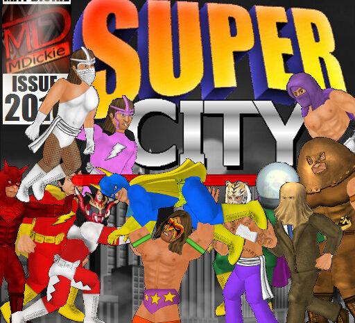 Super City MOD all unlocked 1.23 apk Super Hero Free Download