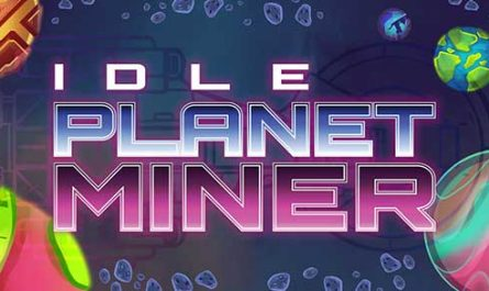 Space Rover idle planet mining tycoon mod apk