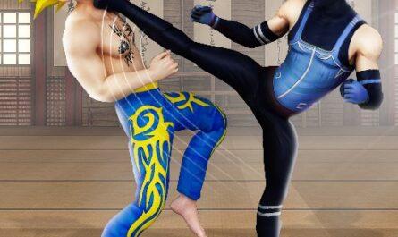 karate king fight mod