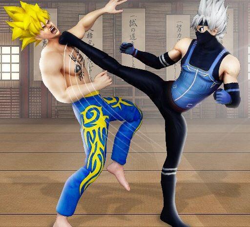 Karate King Fighting Mod Apk v1.9.6 (Unlimited Gold) Download