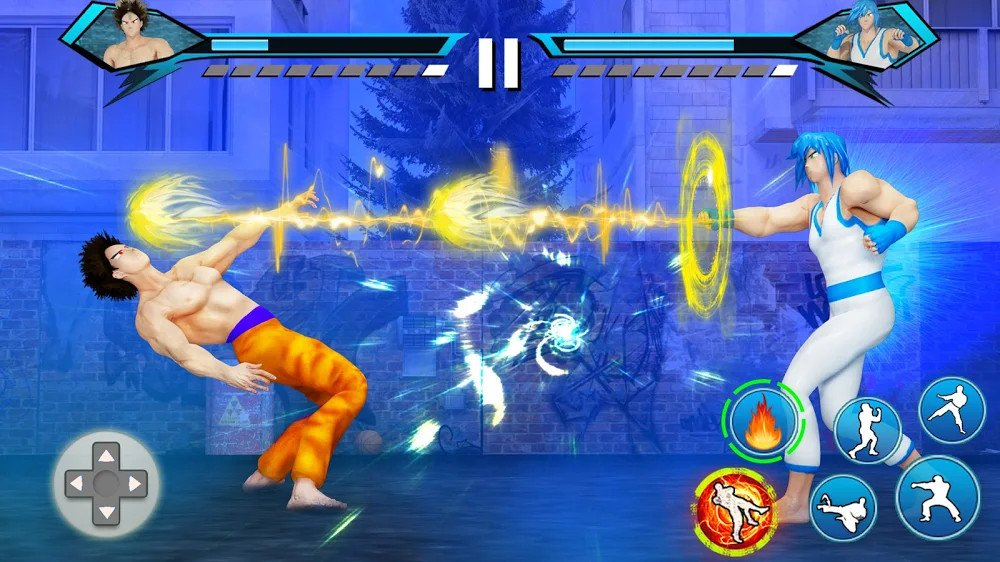 Karate King Fighting Mod Apk