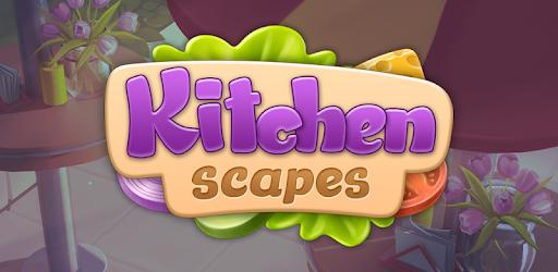 Download KitchenScapes Mod Apk (Unlimited Stars) v0.1