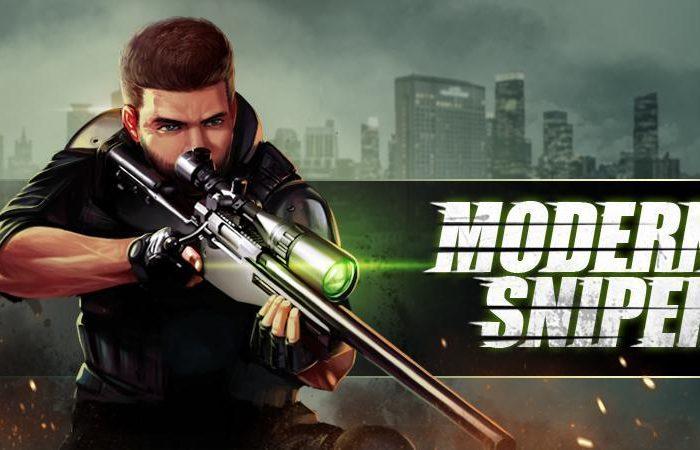 Modern Sniper MOD Apk v2.2 (Unlimited Money) Download