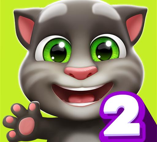 Download My Talking Tom 2 MOD Apk (Unlimited Coins) v2.8.0.457