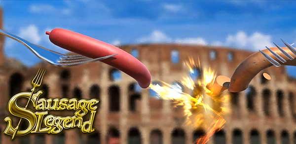 Sausage Legend Mod Apk v2.31(Unlimited Money) Android