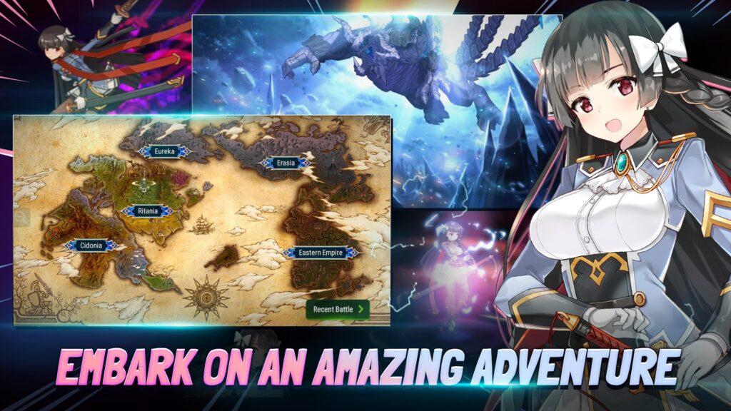 Epic Seven MOD APK latest version