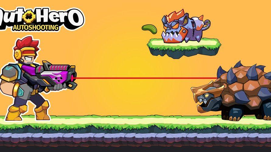 Auto Hero: Auto-fire platformer MOD invulnerability 1.0.19.48 Free