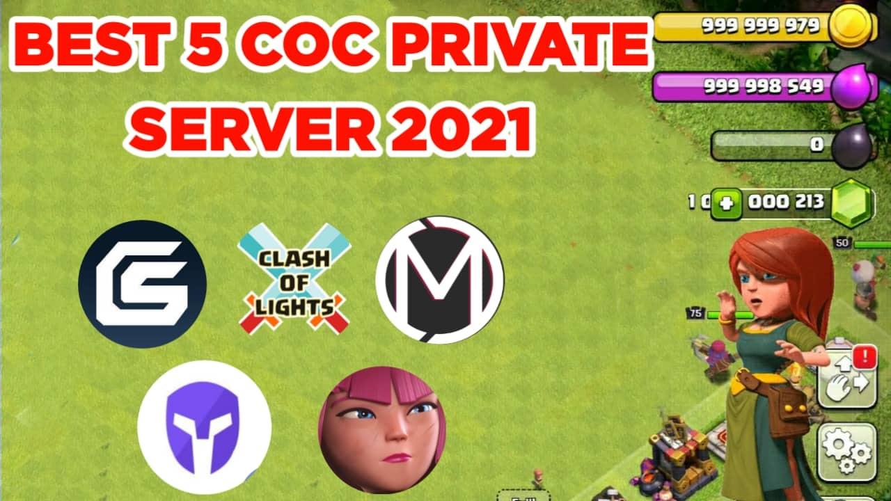 Clash of Clans Private Server 2021
