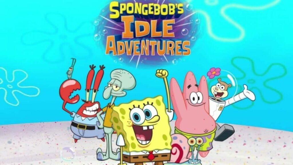 SpongeBob's Idle Adventures MOD Apk