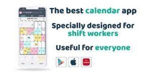 Work Shift Calendar Mod